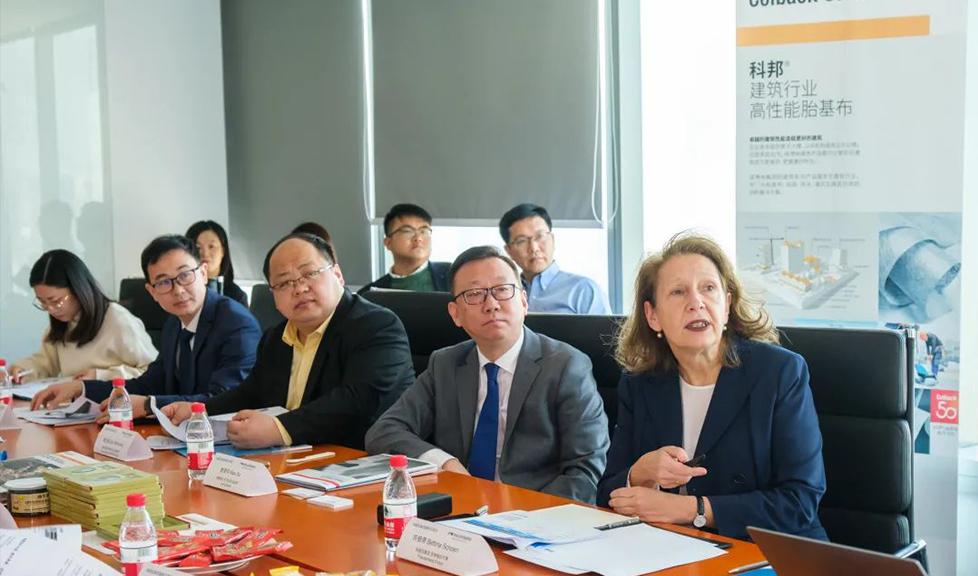 面向中国建筑防水材料市场推出创新型高性能无纺布——媒体圆桌会顺利召开