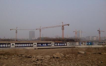 绿地国际城项目