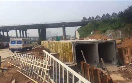 江门市管廊项目