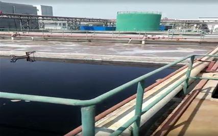 银川暖泉医药污水处理厂项目