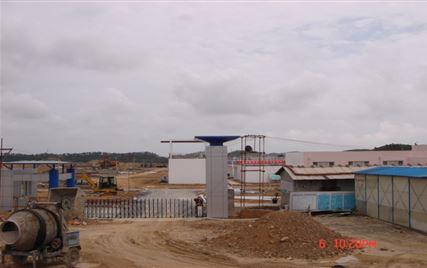 防城港污水处理厂项目