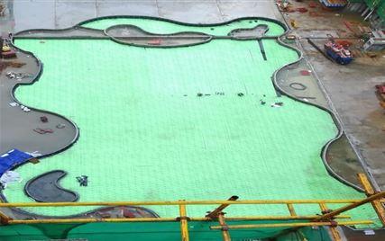 永州公园大地水池项目