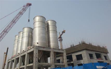 陕煤集团蒲城煤化项目