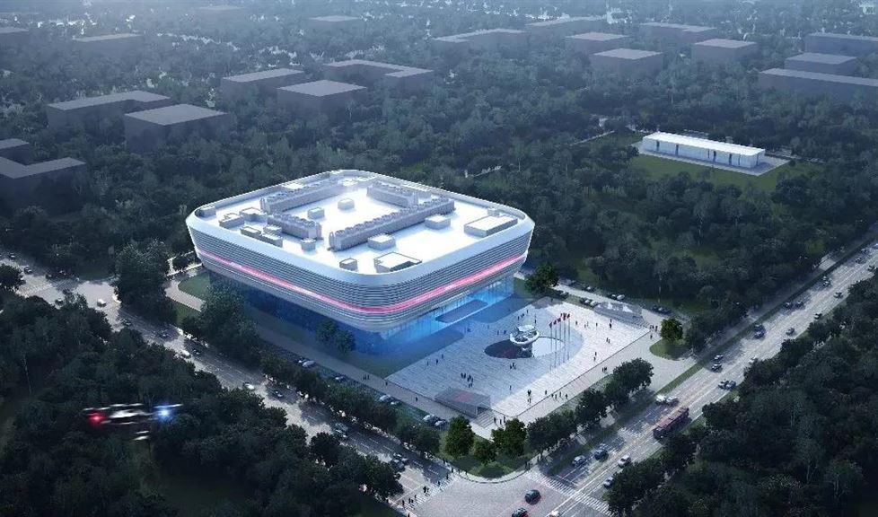 西牛皮高品质防水国家超级计算西安中心项目开工仪式隆重举行